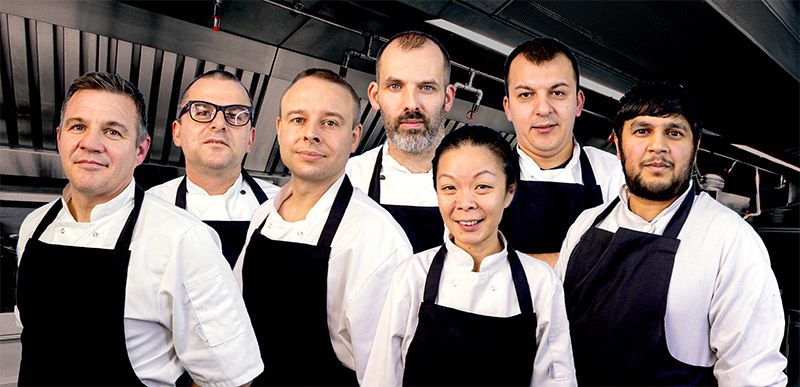 What are the Benefits Of Being An Agency Chef