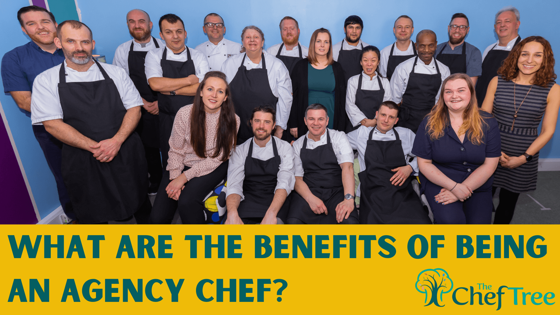 What Are the Benefits of Being An Agency Chef?
