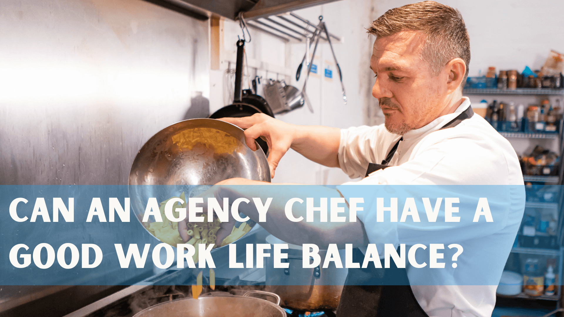 Can A Chef Have A Good Work Life Balance?