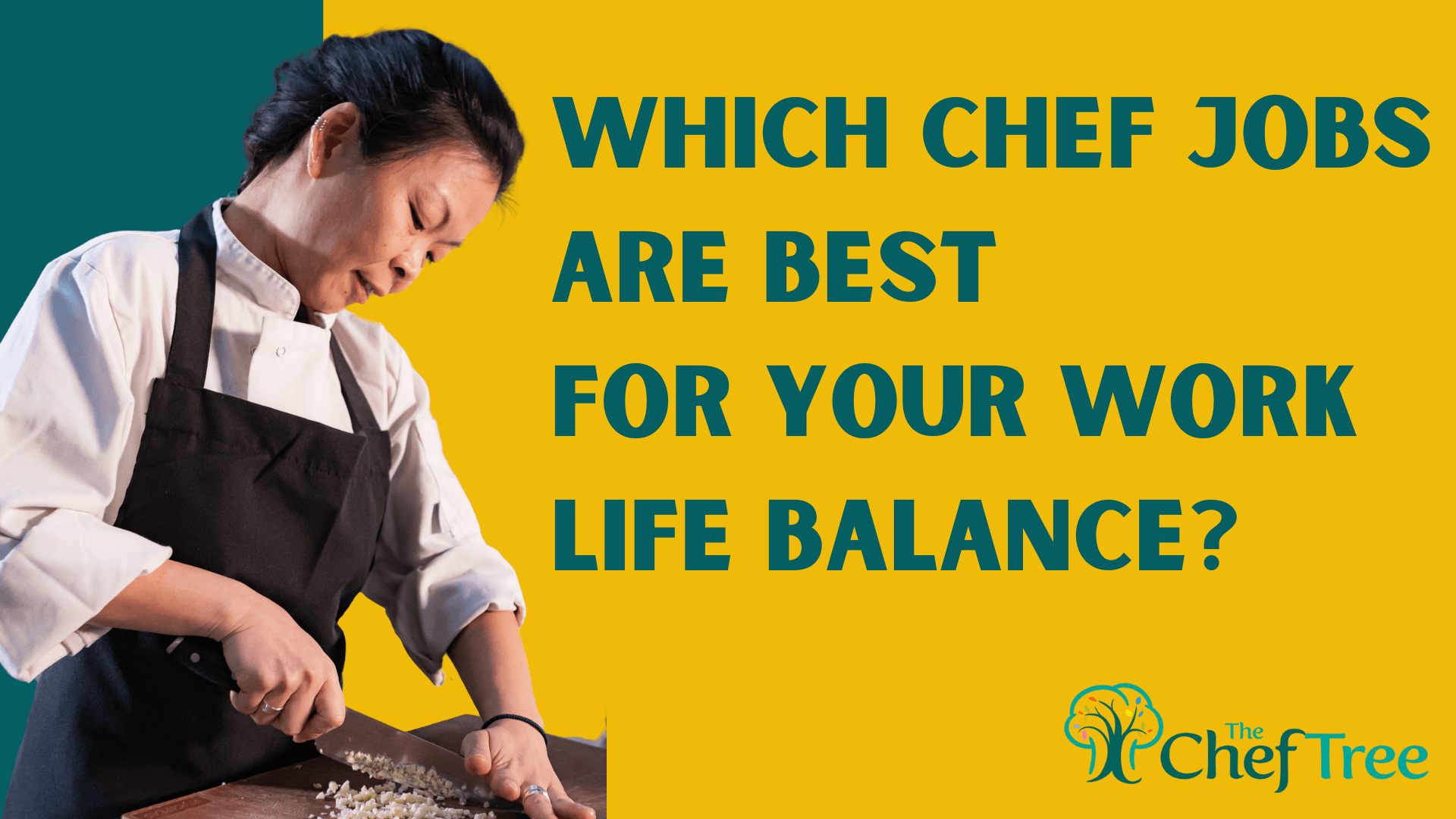 Which Chef Job Is Right for Your Work Life Balance?